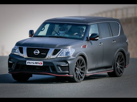 2018 all new nissan patrol v8 nismo edition youtube. Black Bedroom Furniture Sets. Home Design Ideas