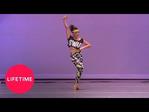 Dance Moms: Kendalls Jazz Solo  Holla Season 4  Lifetime