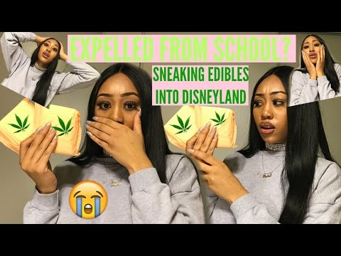STORY TIME: EXPELLED FOR SNEAKING WEED EDIBLES TO GRAD NIGHT??