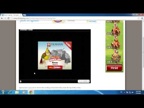 Best Free Typing Games Online. Short Overview