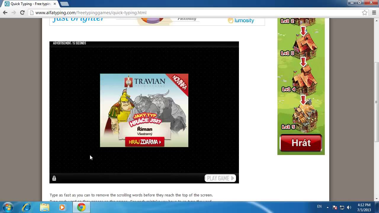 Worksheet Free Typing Programs Online best free typing games online short overview youtube overview