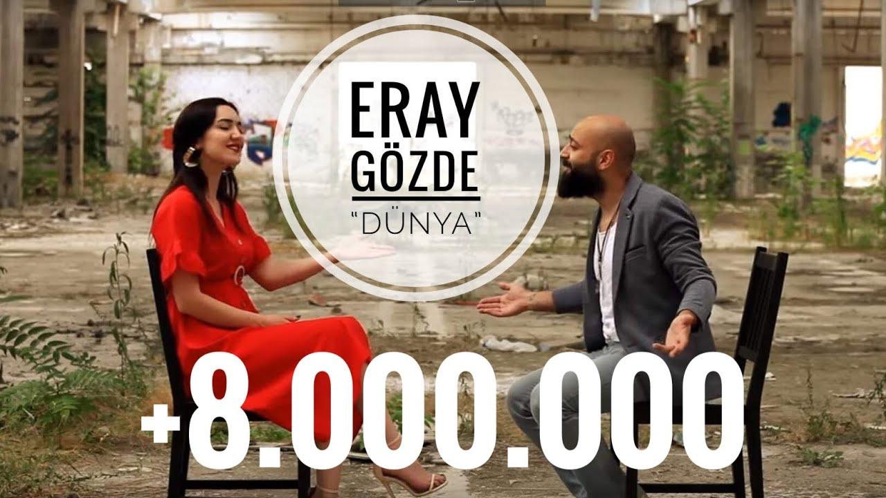 ERAY YEŞİLIRMAK  ft. GÖZDE BİÇYAP -  DÜNYA (Ne verdin ki Ne alasın)