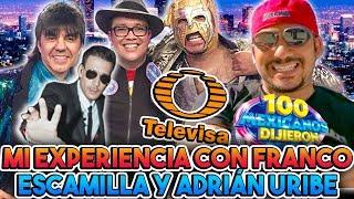Me invitaron a 100 mexicanos dijieron y no me dejaban pasar a Televisa #Anecdotario