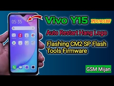 vivo-y15-pd1901bf-auto-restart-hang-on-logo-flashing-cm2-sp-flash-tools-firmware