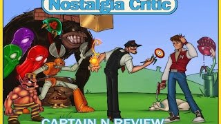 Captain N Cartoon - Nostalgia Critic