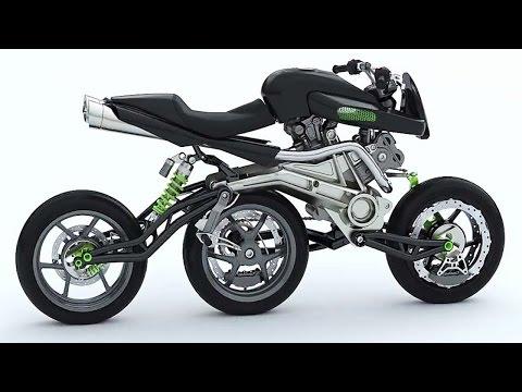 Самые БЕЗУМНЫЕ мотоциклы мира - Cмотреть видео онлайн с youtube, скачать бесплатно с ютуба