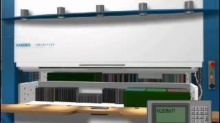 Архивные и офисные стеллажи Kardex Remstar Lektriever(Kardex Lektriever -- вертикальная автоматизированная карусельная система (http://ssk.ua/catalog/avtomatizirovannye-stellagi-kardex/arhivnie-i-ophisny..., 2012-05-28T11:49:34.000Z)