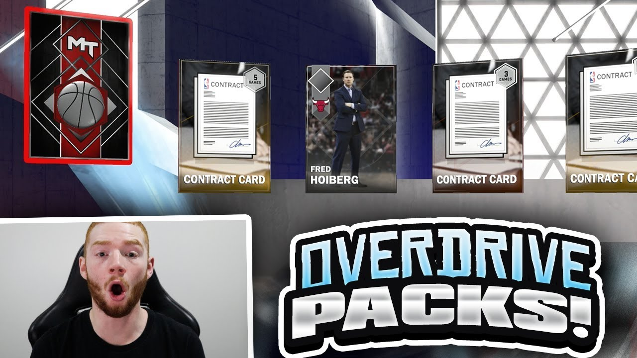 a963fd33aa3 OVERDRIVE PROMO PACK OPENING! CRAZY DIAMOND PULL!! (NBA 2K18 MYTEAM ...