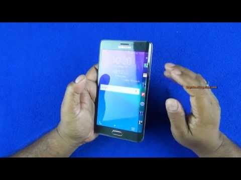 Best Galaxy Note Edge Screen Tips & Tricks