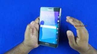 best galaxy note edge screen tips tricks