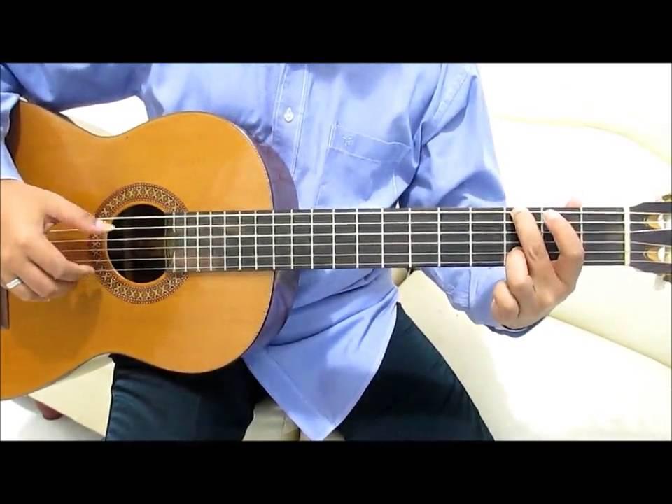Josh Groban You Raise Me Up Guitar Lesson Intro Fingerstyle No