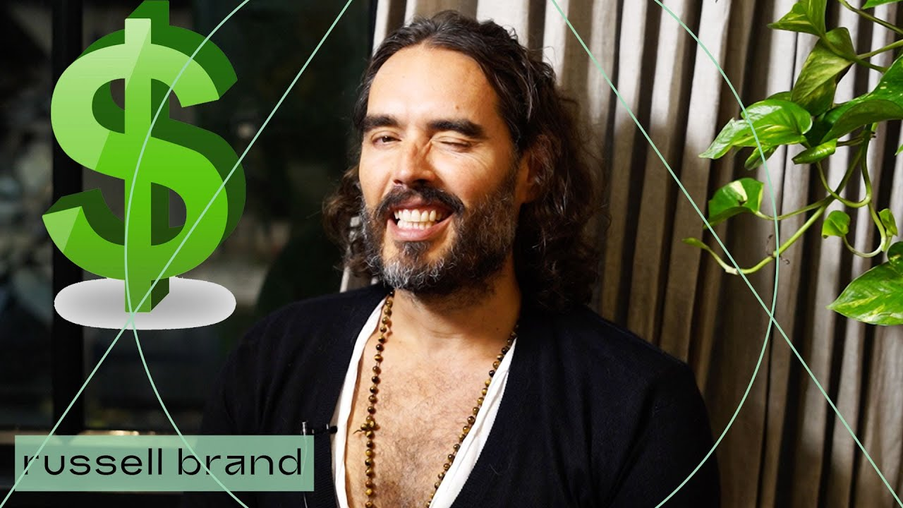 How Money Corrupts Us! | Russell Brand