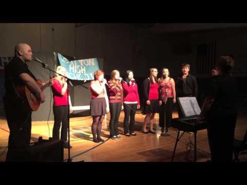 Loyalton High School Choir  Christmas 2014 Episode 1