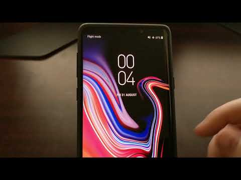 Galaxy Note 9 | Booting Into Recovery Mode
