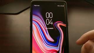 Galaxy Note 9   Booting into Recovery Mode
