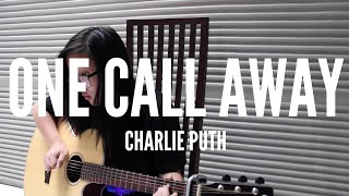 One Call Away - Charlie Puth fingerstyle cover