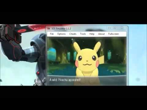 pokemon y free rom download