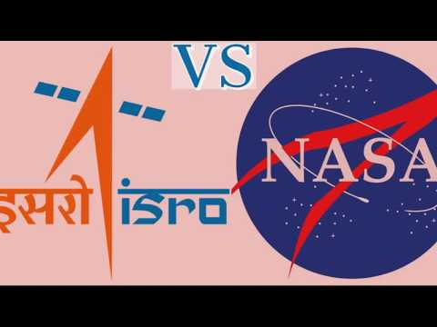 ISRO VS NASA: Facts on Launch Vehicles, Technology, Missions & Achievements
