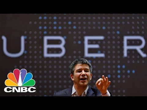 Uber CEO Travis Kalanick Taking Time Away From Company | CNBC