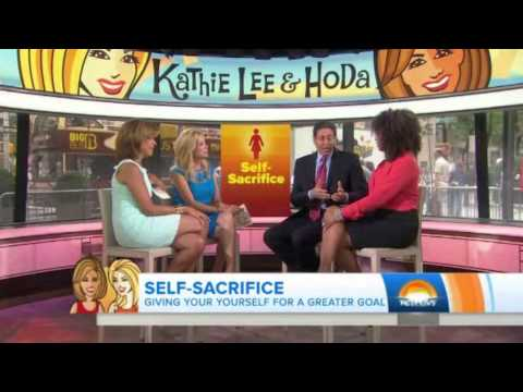 """today-show:-kathie-lee-&-hoda-""""sacrifice-is-not-a-dirty-word"""