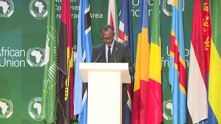 10th Extraordinary Summit of the African Union Opening Address  | Kigali, 21 March 2018