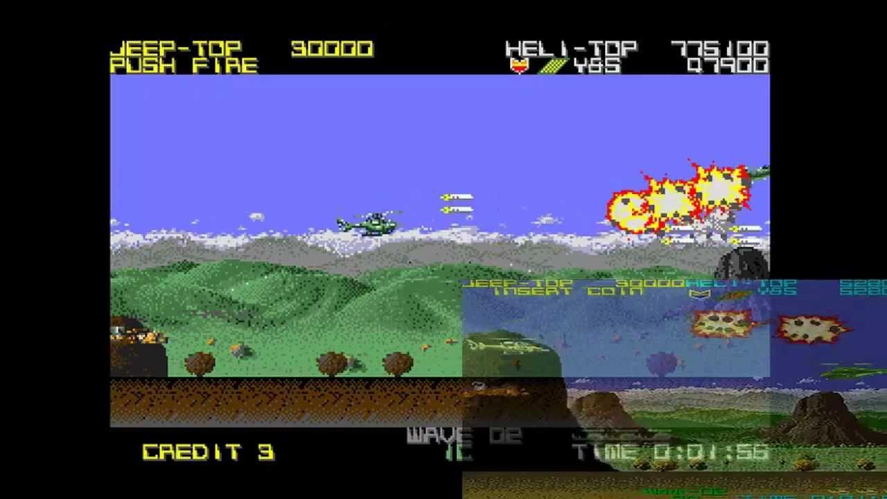 Silkworm (Amiga) - A Playguide and Review - by LemonAmiga com - YouTube