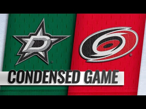 02/16/19 Condensed Game: Stars @ Hurricanes