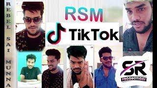 Rebel Sai Munna Tiktok Videos // SR Productions