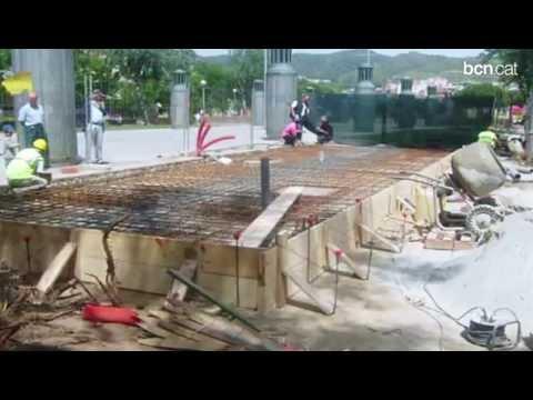 Barcelona - Fons de Cohesió 2007-2013 - Xarxa d'aigua freàtica