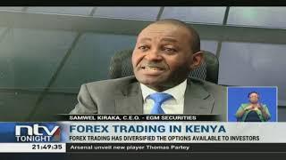 Forex trading appetite rises in Kenya