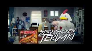 "Nissin Yakisoba Tvc - ""yakisobrang Trip, Yakisobrang Saya"" Spicy Chicken Teriyaki 15s"