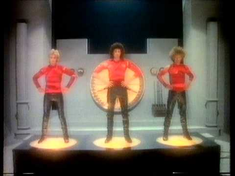 Queen - Radio GaGa. Top Of The POps 1984