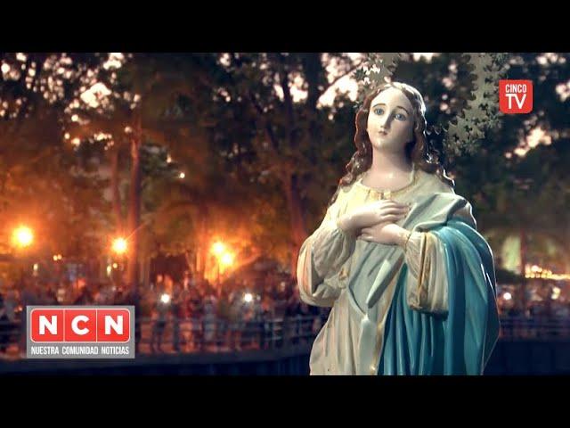 CINCO TV - Vecinos y vecinas de Tigre disfrutaron el Día de la Virgen 2020