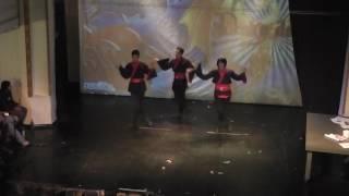 Presentación realizada el 14 de Mayo en Tsuin doragon 2016 Santiago...