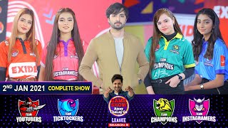 Game Show Aisay Chalay Ga League Season 5 | Danish Taimoor | 2nd January 2021 | Complete Show