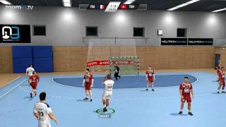 IHF Handball Challenge 12 - Gameplay Highlights (Full HD 1080p)
