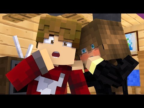 Becca & Jays Secret!? - Parkside University [S2.EP22] Minecraft Roleplay