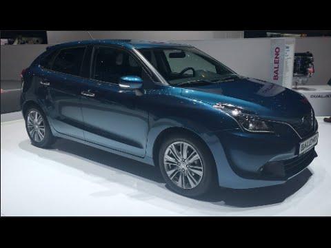 Suzuki Baleno 2016 In Detail Review Walkaround Interior Exterior