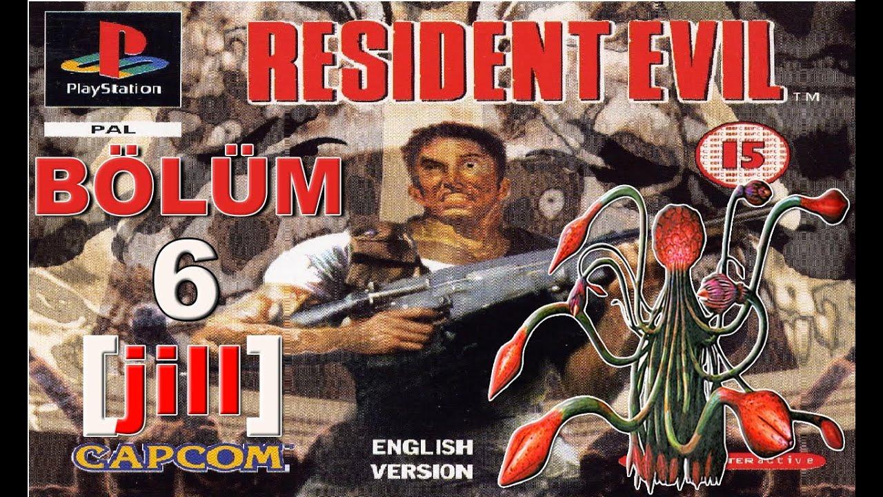 Resident evil 1 b l m 6 plant 42 jill youtube for Plante 42 resident evil