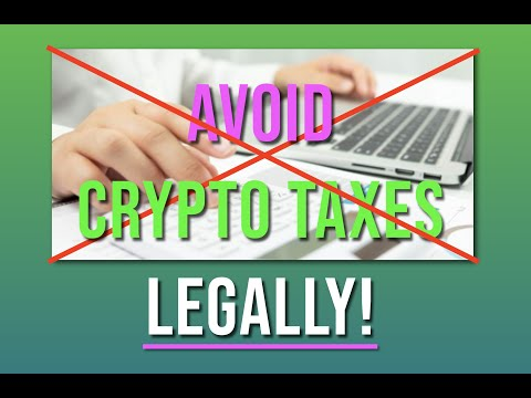 How Can I Avoid Paying Taxes On Bitcoin And Crypto [100% Legal]