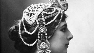 Mata Hari - Dancer. Spy. Legend.
