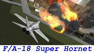 ksp boeing f a 18f super hornet real plane b9 aerospace bd armory
