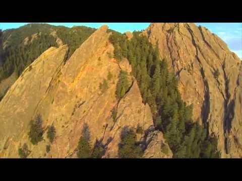 GoPro: Flatirons at Sunrise