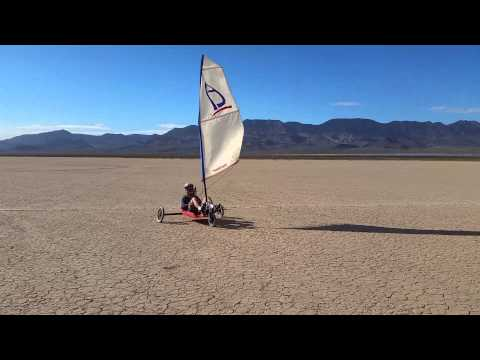 Land Sailing Tour in Las Vegas