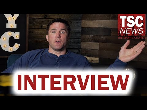 Chael Sonnen on UFC, WWE, Conor McGregor, Wrestling