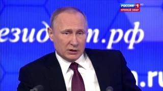 Большая пресс-конференция Владимира Путина (2016)