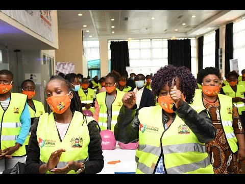 Video Launch of the Female Chapter of the Boda Boda Safety Association of Kenya