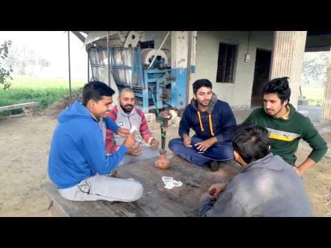 SWADU HARYANVI JAAT BOYS 2!! (Kamina dost) Funny video !! jatt boys