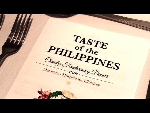 Taste of the Philippines 2016 - Charity Fund raising Dinner
