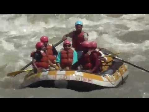 RAFTING IN BEAS RIVER, HIMACHAL PRADESH
